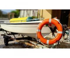 Barca 4 metri