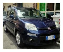 Fiat panda gas