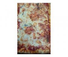 Pizzaiolo pizza in teglia 40x60