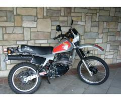 Honda XLR 125 - 1983