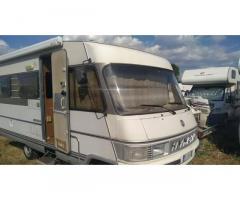 Caravan FIAT hymermobil 534