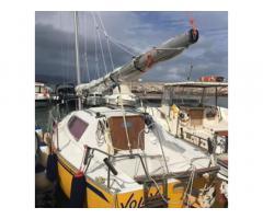 Barca vela Gilardoni