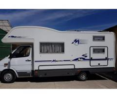 Camper Arca/Mercedes 316