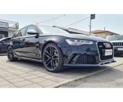 Audi a6 rs6 solo 48.500 km - 2017
