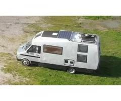 Camper AZ System 7000 senza accessori