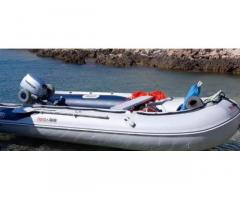 Gommone HON WAVE T40