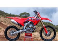 Honda CRF 250 R 2022 ufficiale Honda