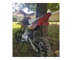 Pitbike 250cc (trattabile)