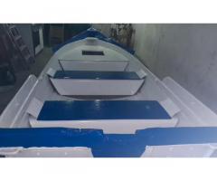 Barca alluminio