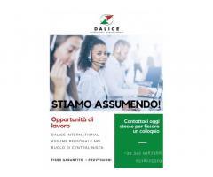Operatori Centralino Bologna -  Ricerca Urgente