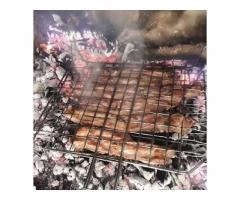 Griglista carne e pesce