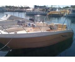 Barca 6 metri Fuoribordo anno 2008
