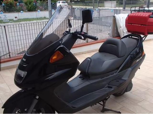 Yamaha Majesty 250 - 1996