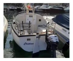 Barca a vela 7,20m