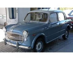 Fiat 1100 103 codine 1958