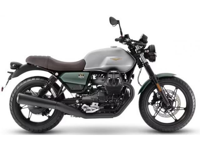 Moto Guzzi V7 850 Centenario