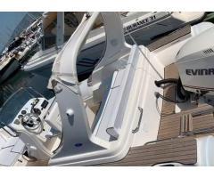 Gommone Pholas 23 con motore Evinrude 250 HP