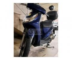 Looxor 150 scooter