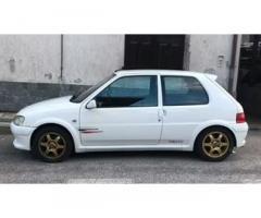 Peugeot 106 1.6 16v rallye