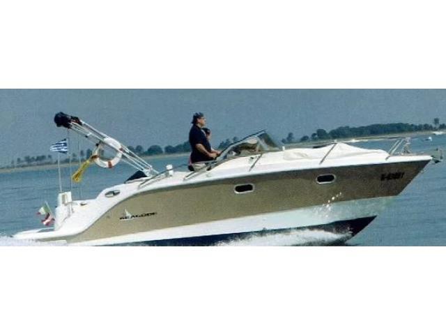 Barca Usata - Seacode 26