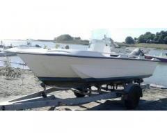 Vando barca 5m da pesca
