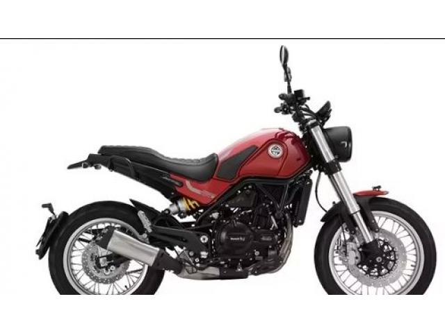 Benelli Leoncino 500 INTERESSI ZERO + RCA DA 300