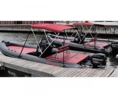 Dovi boat sunrise 620 con motore Mercury 40 Pro