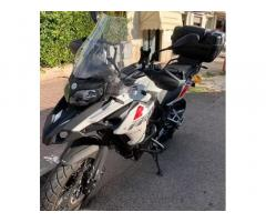 Benelli TRK 500