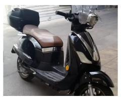 Scooter 100% elettrico