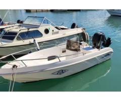 Barca open 40cv Mercury