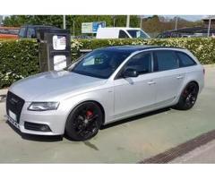 Audi a4 s-line esterno e interno