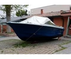 Barca Coronet motore 30cv