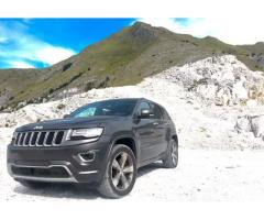 Jeep Grand' Cherokee Overland