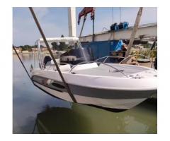 Barca giupex 22wa