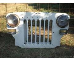 Jeep Willys CJ3 Calandra anteriore