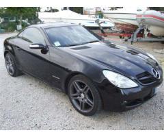 Mercedes SLK 200 Cabrio Kompressor
