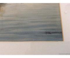 Quadro acquerello firmato CIARDI, bellissimo, - Veneto