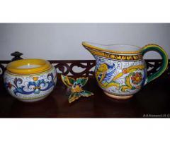 Gruppo in ceramica - Palermo