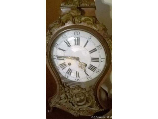 Bell'orologio antico da tavolo - Milano
