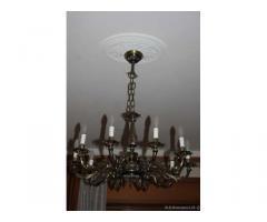 2 lampadari e 6 applique - Lecce