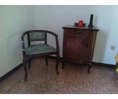 Camera da letto anni '40 - Monza