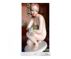 Bellissime statue Ronzan - Pavia