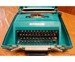 Macchina da scrivere Olivetti Studio 45 anni 80 - Palermo