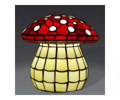 Lampada Fungo stile Tiffany - Brescia