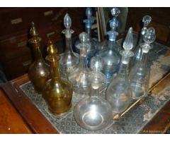 11 bottiglie antiche primo 900' - Bergamo