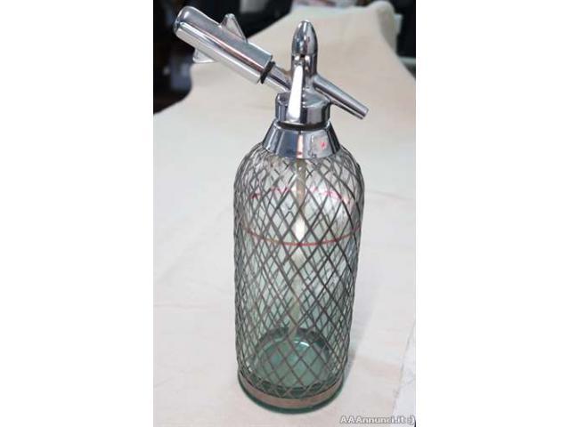 Bottiglia SELZ anni 50/60 - Padova