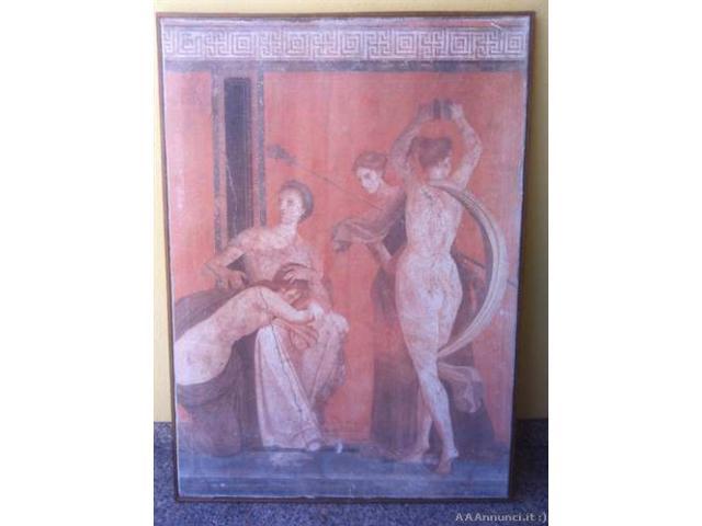 Affresco Villa dei Miracoli Pompei - Veneto