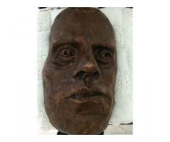 Scultura Benito Mussolini - Taranto