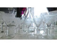 Servizio Bicchieri Boemia da 12 - Lazio
