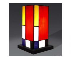 Lampada colonna Mondrian - Brescia
